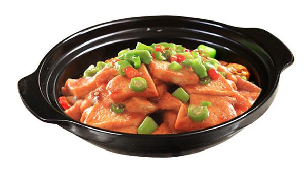 黄焖鸡米饭的营业价值